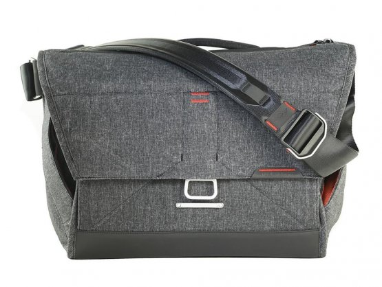 Peak Design torba Everyday Messenger 15 V2 - Grafitowa