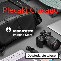 Plecaki Chicago od Manfrotto