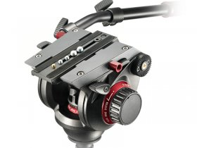 Manfrotto głowica 504 HD