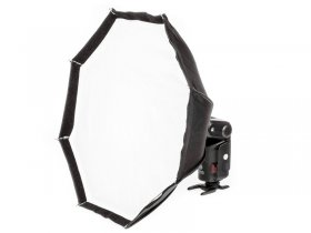 Softbox oktagonalny do lampy Quadralite Reporter