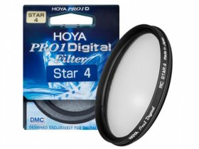 Hoya Star 4 Pro1 Digital 55mm