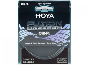 Hoya CPL Fusion Antistatic 86mm