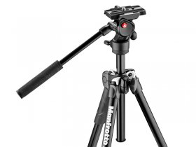 Manfrotto zestaw 290 Light z głowicą Live Video