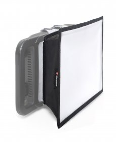 Manfrotto Lykos softbox do lamp