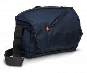 Manfrotto NEXT Messenger torba niebieska