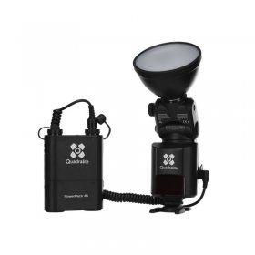 Quadralite Reporter 360 TTL N 1Light Complete Kit