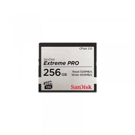 SanDisk Extreme Pro CFast 2.0 256 GB 525MB/s