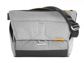 "Peak Design torba Everyday Messenger 15"" V2  Popielata"